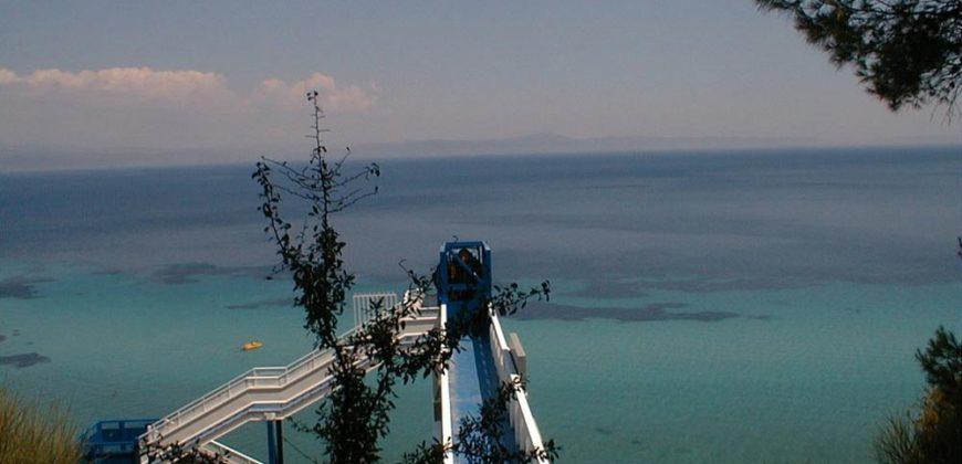 Afytos, Halkidiki, Greece
