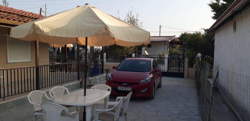 Nea Plagia, Halkidiki, Greece