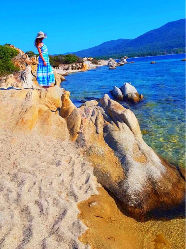Daily trip to Diaporos island