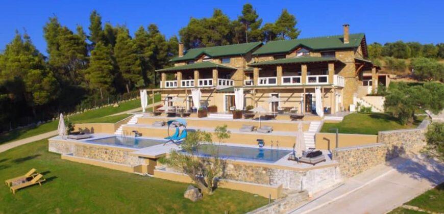 Paliouri, Halkidiki, Greece